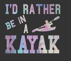 Vinyl decal- Rather be in a Kayak-lily inspired patterned vinyl by TheLazyIdesigns on Etsy Marlin Fishing, Trout Fishing, Kayak Fishing, Best Fishing Bait, Fishing Life, Kayak Paddle, Canoe And Kayak, Discount Fishing Tackle, Fishing Australia