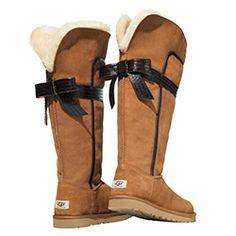 Genevieve Boots - Oprah.com