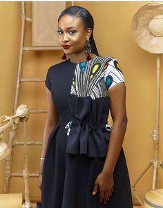 Ideas on african fashion outfits 925 Ankara Dress Styles, Ankara Styles For Women, Latest Ankara Styles, Latest African Fashion Dresses, African Print Dresses, African Dresses For Women, African Print Fashion, Africa Fashion, African Attire