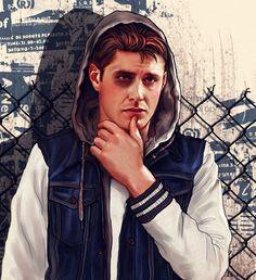 #Jensen Ackles #spn #supernatural #dean winchester