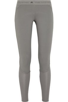 Adidas by Stella McCartney Run Climalite® stretch-jersey leggings | NET-A-PORTER