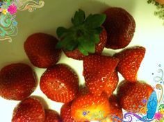 strawberries are great and in season in july but you can enjoy a berry all year round .... read this https://www.facebook.com/photo.php?fbid=10151426329585658=a.10150308735370658.340466.535115657=1