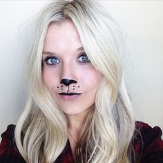 Cute Bear Face Paint Images & Pictures