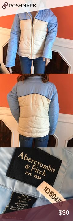 Abercrombie & fitch jacket Great condition Abercrombie & Fitch Jackets & Coats Puffers
