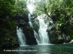 9 Best Fiji Waterfalls Images Fiji Waterfall South Pacific