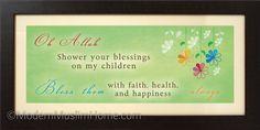 My Children | Modern Muslim Home