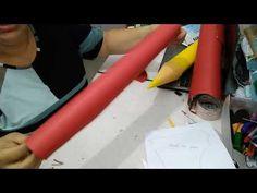 Giant Pencil, Party Pictures, Kindergarten, Diy, Youtube, Design, Birthday, Industrial Kids Decor, School Binders