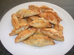 Mini Cornish Pasties --- I changed things up a bit, but you get the idea! Just made these and they turned out really well but next time double the recipe!