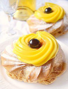 I dolci napoletano sono un vero vanto per la mia città infatti sarò   di parte ma credo che i dolci napoletani siano davvero tra i più...