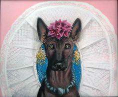 Aldo Islas es un artista visual y diseñador de la Ciudad de México. En su obra se apreciala naturaleza humana representada por medio de animales. Lalínea