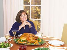 Ina Garten Thanksgiving Interview - Ina Garten Recipes for Thanksgiving - Good Housekeeping