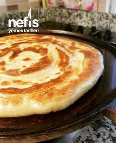 Tel Tel Dökülen Katmer – Nefis Yemek Tarifleri Pudding, Pancakes, Breakfast, Desserts, Food, Crafts, Diy, Morning Coffee, Tailgate Desserts