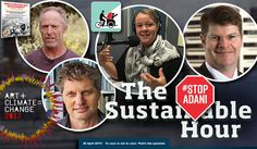 Our guests in The Sustainable Hour on 94.7 The Pulse on 26 April 2017 are: Dorthe Pedersen, co-founder of Cycling Without Age, Tim Buckley, industry analyst from Institute of Energy Economics and Financial Analysis, Guy Abrahams, CEO of Climarte and