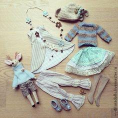"""Коллекционные куклы ручной работы. Ярмарка Мастеров - ручная работа текстильная кукла """"Лейла"""". Handmade."""