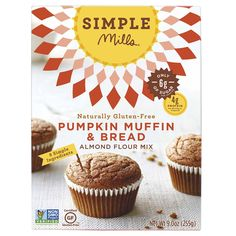 Simple Mills Pumpkin Muffin Mix, 9 Ounce >>> You can get more details by clicking on the image.