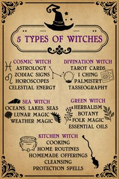 Witch is divided into 3 basic types of witches: white witch, black witch, and gray witch. But for those who are passionate about learning about the wizarding world, there are many groups of witches divided up with different powers. Let's find out more about witch craft types in the article below. Discover best selling Witchcraft Spell Books, Witch Spell Book, Magick Spells, Types Of Witchcraft, Wiccan Books, Green Witchcraft, Wicca Witchcraft, Wiccan Magic, Wiccan Witch