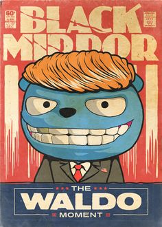 """Black Mirror"" episodes as classic comic book covers - Album on Imgur"