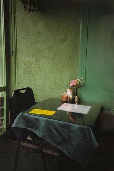 Max Kozloff, Cambodian Restaurant, Brooklyn, 2000