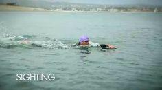Open Water Swim Sighting With Luke Bell