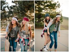skateboarding senior session | photos by Jessica Blex