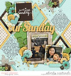 Half pack 177 templates by Cindy Schneider Yes, Sunday: bundle by Amber Shaw