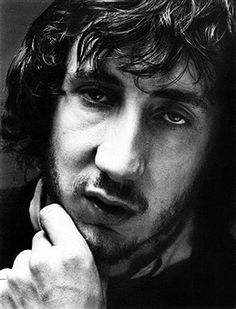 Pete Townshend from The Who posed in Amsterdam, Netherlands on January 30 1970