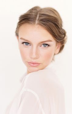 Most requested type of Bridal Makeup .from me at least-