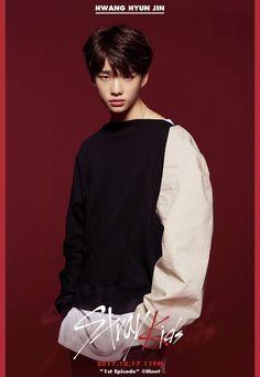 #HwangHyunJin #StrayKids #JYP #Rookies