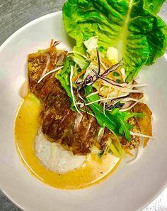- Vit Ron Ca Ri €Entenstreifen gebacken und Gemüse . Laksa, Bun Bo Nam Bo, Pho, Tofu, Vietnam, Thai Curry, Asian Cooking, Vegan, Sushi