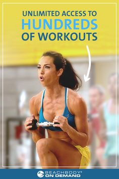 The Greatest Deal in Fitness!! Beachbody On Demand one year all-access for $99.