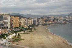Malaga Spain Beaches | for photo information - email ron@potskc.com
