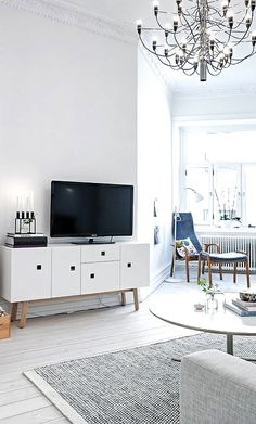 Via NordicDays.nl | White Alvhem Home | Scandinavian