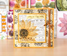 Get stamping with the Stamp It with Craftwork Cards Collection! / stamp / papercraft / cardmaking / scrapbooking