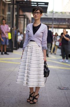 Violaine Milk Studios | Street Fashion | Street Peeper | Global Street Fashion and Street Style