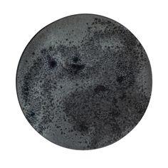Ceramic Medium Flat Plate by KH Würtz