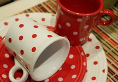 DISHing with HLCCA: Limited Edition Polka-Dot Fiesta!  for @Pamela Culligan Hichens worthington