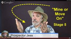 Mine Gold or Move On?  Gold prospecting with Prospector Jess