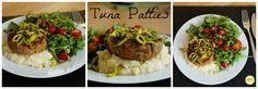 Delicious and healthy ***Tuna Patties***