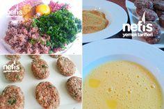Kadınbudu Köfte Armenian Recipes, Turkish Recipes, Ethnic Recipes, Armenian Food, Mashed Potatoes, Pasta, Cooking, Drinks, Kitchens