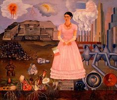 Frida Kahlo, Frida Kahlo Hayatı, Frida Kahlo Kimdir?