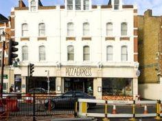 PizzaExpress, 2 Silver Street Enfield EN1 3ED - Pizzeria Restaurant in London