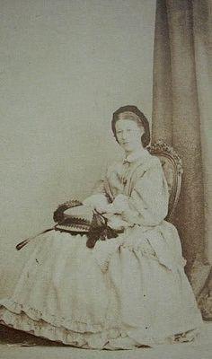 Pauline von Koenigsegg lady in waiting of Sisi
