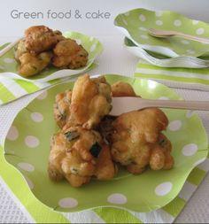 Frittelle di zucchina http://blog.giallozafferano.it/greenfoodandcake/frittelle-di-zucchina/