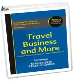 Travel Business: Step-By-Step Startup Guide