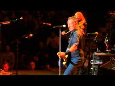 ▶ Bruce Springsteen in Vancouver: Red Headed Woman - YouTube
