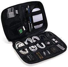 BAGSMART Eletronik Organizer für Kabel, USB: Amazon.de: Elektronik