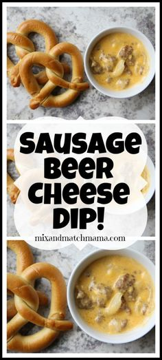 Sausage Beer Cheese