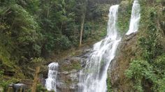 Tamaraw water falls, Puerto Gallera, Mindoro - Philippines