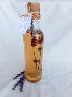 Levandulový sirup Wine, Drinks, Bottle, Recipes, Syrup, Drinking, Beverages, Flask, Drink