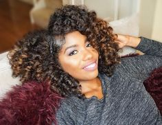 How To Create A Bomb Twist Out + Product Recommendations  Read the article here - http://www.blackhairinformation.com/general-articles/hairstyles-general-articles/create-bomb-twist-product-recommendations/